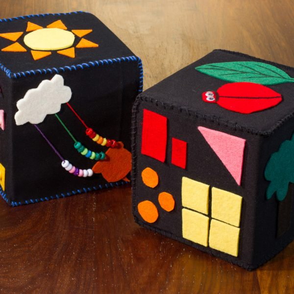 Fine motor blocks photo by Solid Stuff Creative